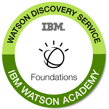 Watson Discovery Service Foundations